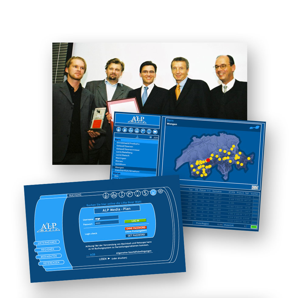 Staatspreis multimedia & e-business 2003